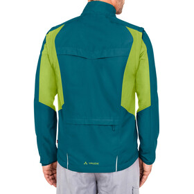 VAUDE Dundee Classic Zip-Off Jacket Men green spinel